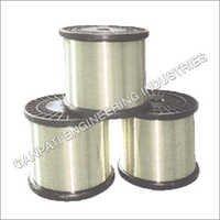 Bare Silver Plated Copper Wire