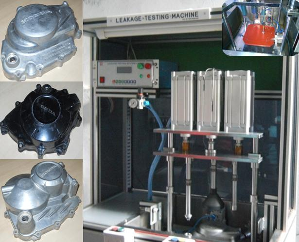 Leakage Testing Machine for Crank Case