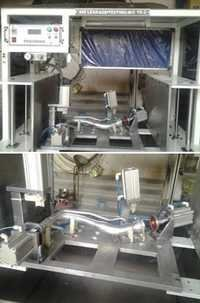 Leakage Testing Machine for Fuel Neck