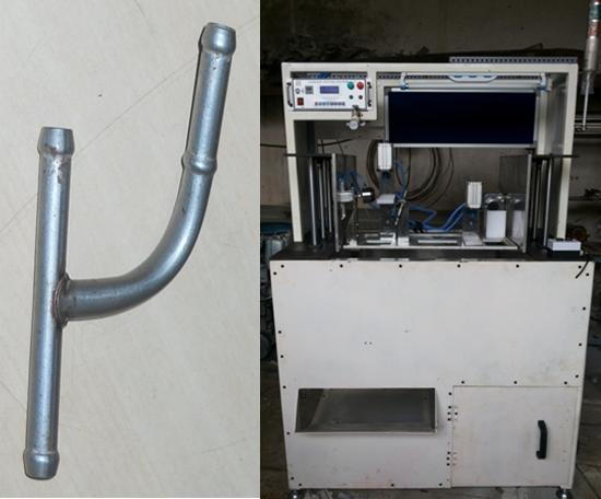 Leakage Testing Machine for Fuel Pipe