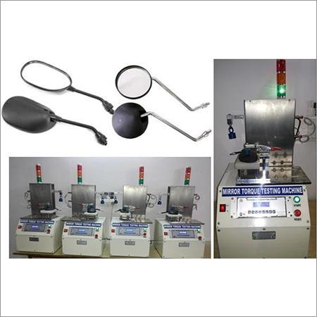 Torque Testing Machine for Automotive Mirrors