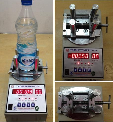 Torque Tester for Bottle Cap