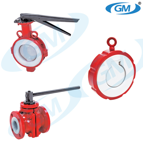 Lined Check Valve