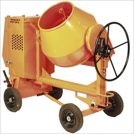 Heavy Duty Concrete Mixer