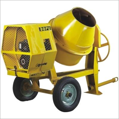 Concrete Mortar Mixer