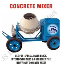 Concrete Block Mixing Machine