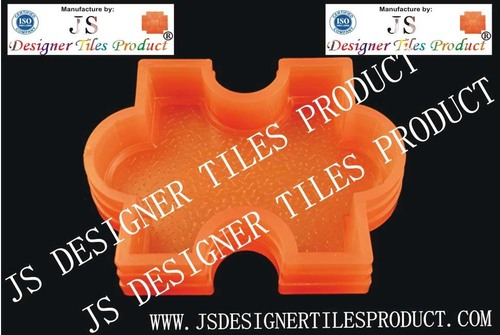Brocks Silicone Pvc Paver Blocks Mould