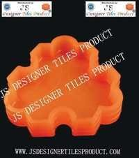 Galaxy Silicone Pvc Paver Blocks Mould