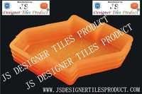 Ace Silicone Pvc Paver Blocks Mould