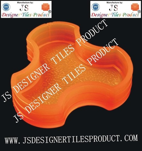 Milano Silicon Pvc Paver Blocks Mould