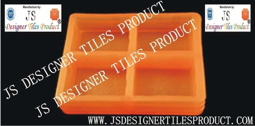 Brick Silicon Pvc Paver Blocks Mould