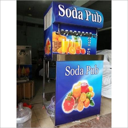 Soda Machine 8+2