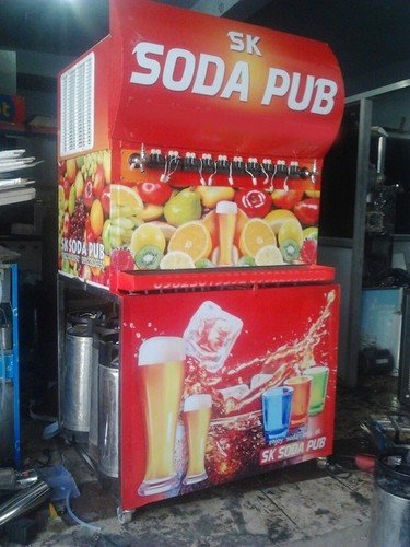 Industrial Soda Machine