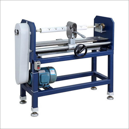 Manual HSF Paper Core Cutting Machine