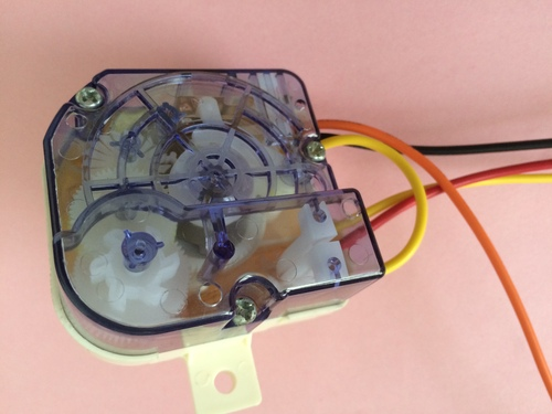 Washing Machine Timer for 15-minute clearing(DXT15S-G)