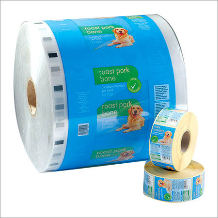 Wrap Printed Films