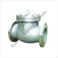 Swing Check Valve castings