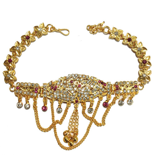 High End Imitation Jewellery-2 in 1-Arm Let & Set