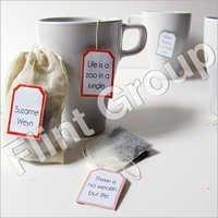 Inks for Tea Bag Tags