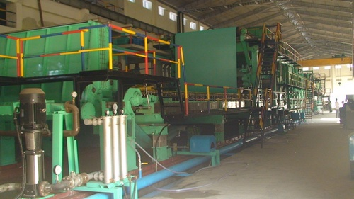 Twin Wire Machine