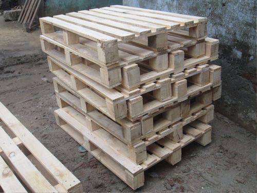 Industrial Pine Wood Pallet
