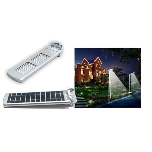 LED Solar Street Light in Built Battery and Panel