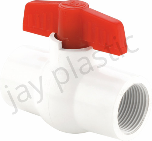 long handle pvc & upvc ball valve.