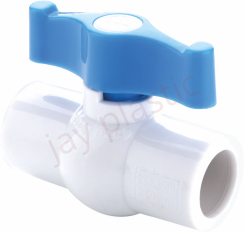 UPVC Plain Ball Valve