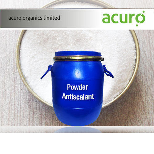 Powder Antiscalant With High Silica