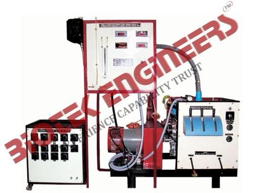 Multi Cylinder Four Stroke Petrol Engine Test Rig With Hydraulic Dynamomter