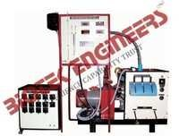 Multi Cylinder Four Stroke Petrol Engine Test Rig With Hydraulic Dynamomter