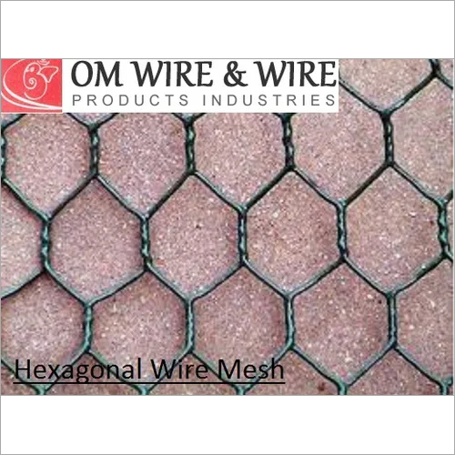 Hexagonal Wire Mesh