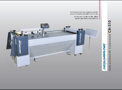 Semi Automatic Casemaker