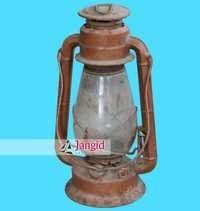 Antique Indian Kerosene Lanterns