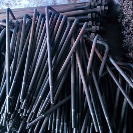 L Type Anchor Bolts