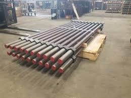 Hot Dip Galvanized Straight Foundation Bolts