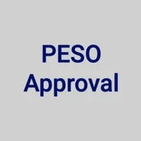 PESO Approval