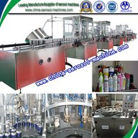 Automatic Aerosol Filling Machine