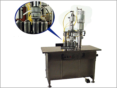 Spray Paint Filling Machine