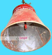Old Metal Sheet Recycled Vintage Indian Lamp