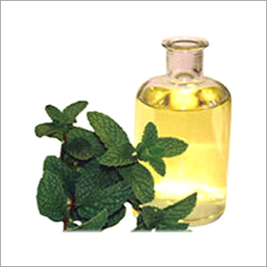 Mentha Oil Arvensis Rectified