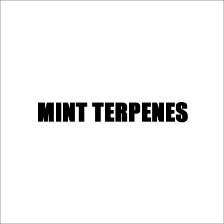 Mint Terpenes