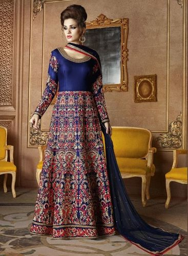 Stylish Anarkali Designer Suit