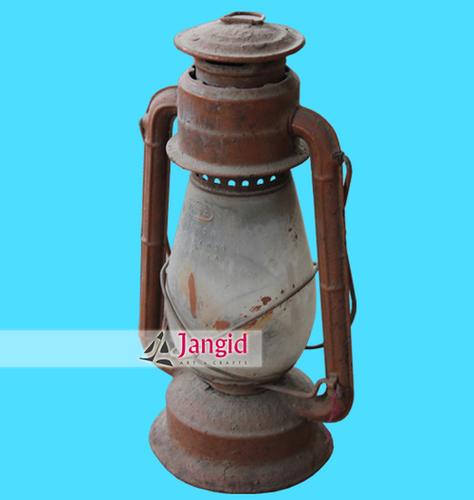 Indian Antique Kerosene Hanging Rail road Lanterns