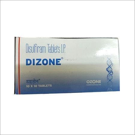 Disulfiram 250 Mg Tablet