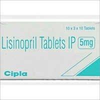 Lisinopril 5 Mg Tablet