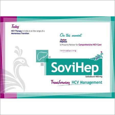 Generic Soffosbuvir 400 Mg