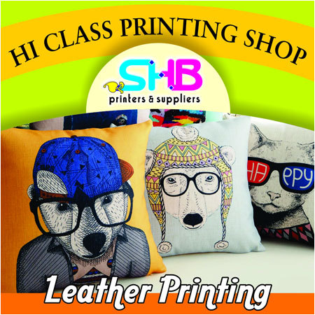 Leather Printing Services in Bhopal,Leather Printing in