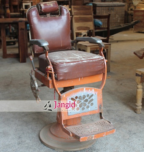 Indian Vintage Barber Chair