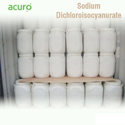 나트륨 Dichloroisocyanurate Dihydrate